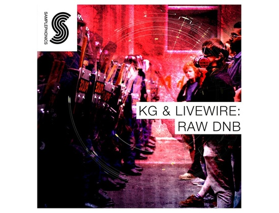 Samplephonics KG & Livewire: Raw DnB