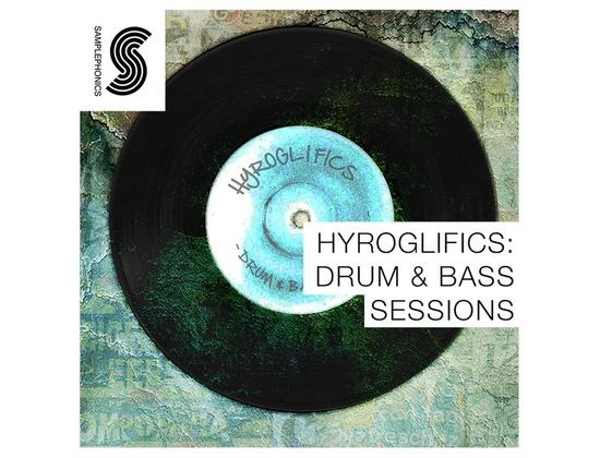 Samplephonics Hyroglifics: Drum & Bass Sessions