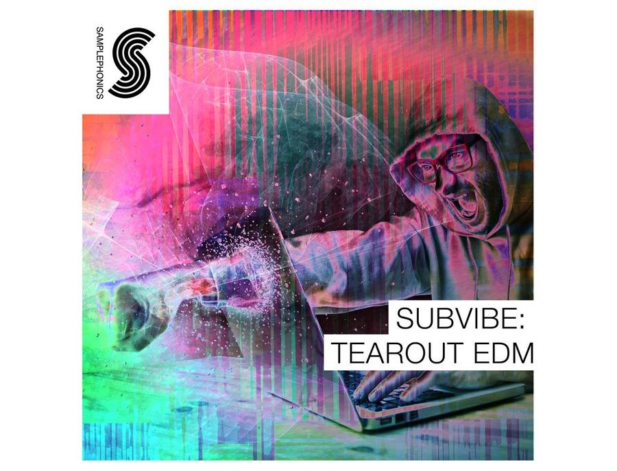 Samplephonics Subvibe: Tearout EDM