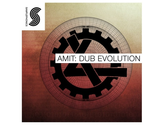 Samplephonics Amit: Dub Evolution