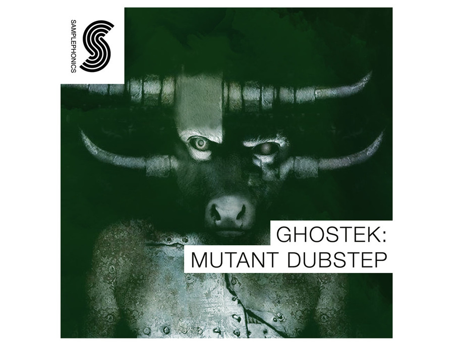 Samplephonics Ghostek: Mutant Dubstep