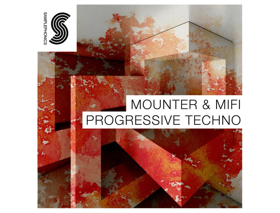 Samplephonics Mounter & MiFi: Progressive Techno