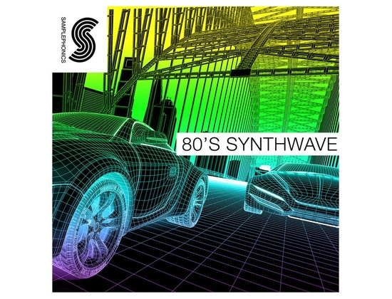 Samplephonics 80's Synthwave