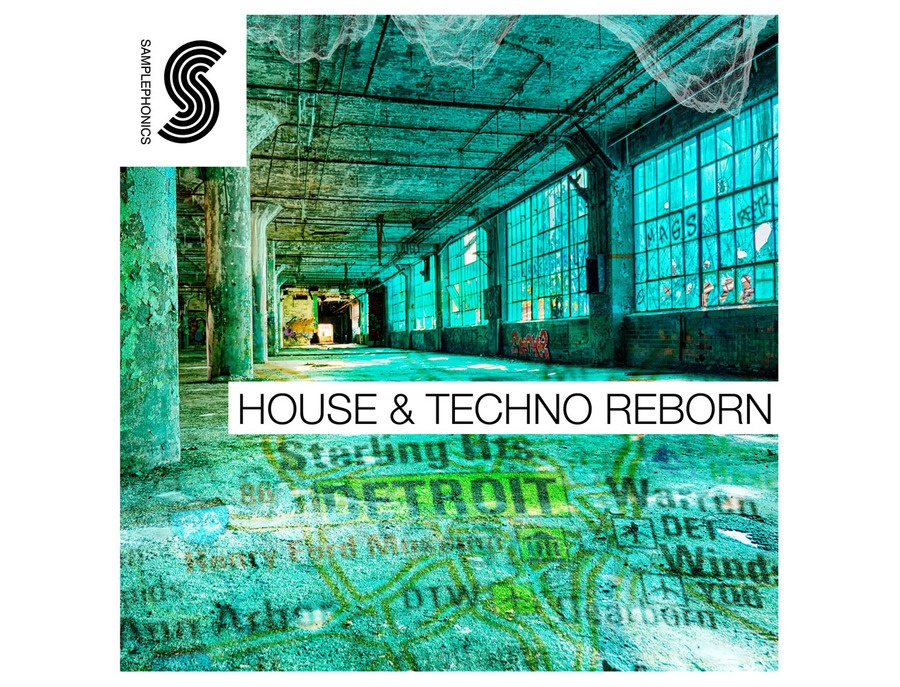 Samplephonics House & Techno Reborn