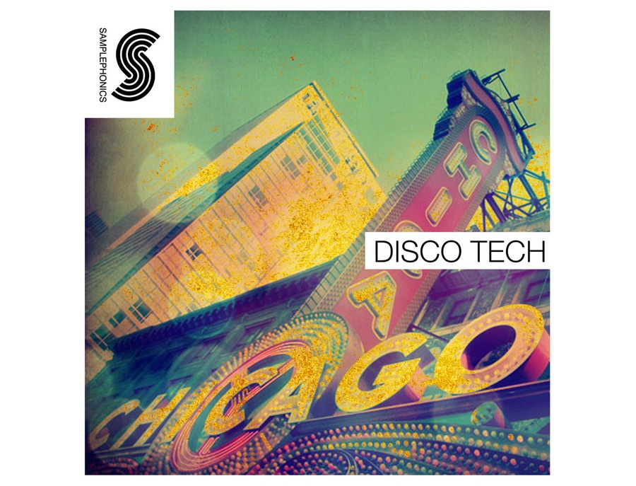 Samplephonics Disco Tech