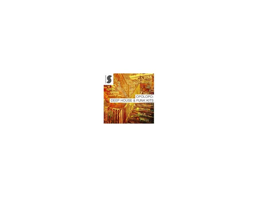 Samplephonics Opolopo: Deep House & Funk Kits