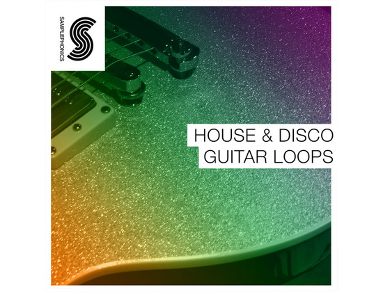 Samplephonics House & Disco Guitar Loops