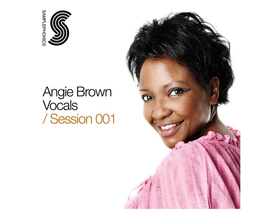 Samplephonics Angie Brown Vocals