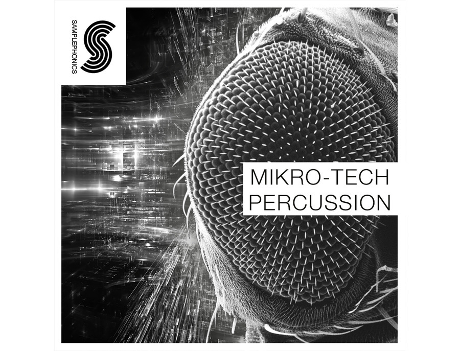 Samplephonics Mikro - Tech Percussion
