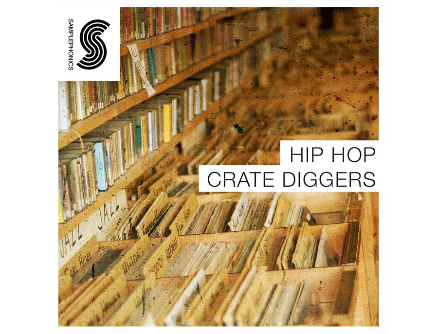 Samplephonics Hip Hop Crate Diggers
