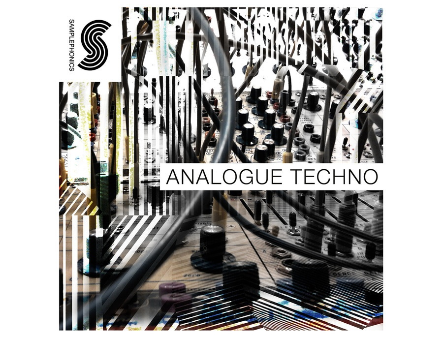 Samplephonics Machine Code: Analogue Techno