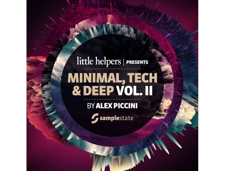 Samplestate Little Helpers Presents - Minimal, Tech & Deep Vol. 2