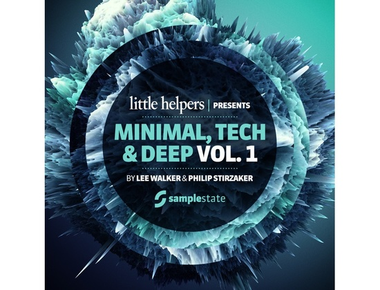 Samplestate Little Helpers Presents - Minimal, Tech & Deep Vol. 1