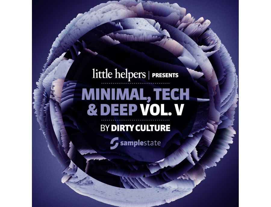 Samplestate Little Helpers Presents Dirty Culture  - Vol. 5