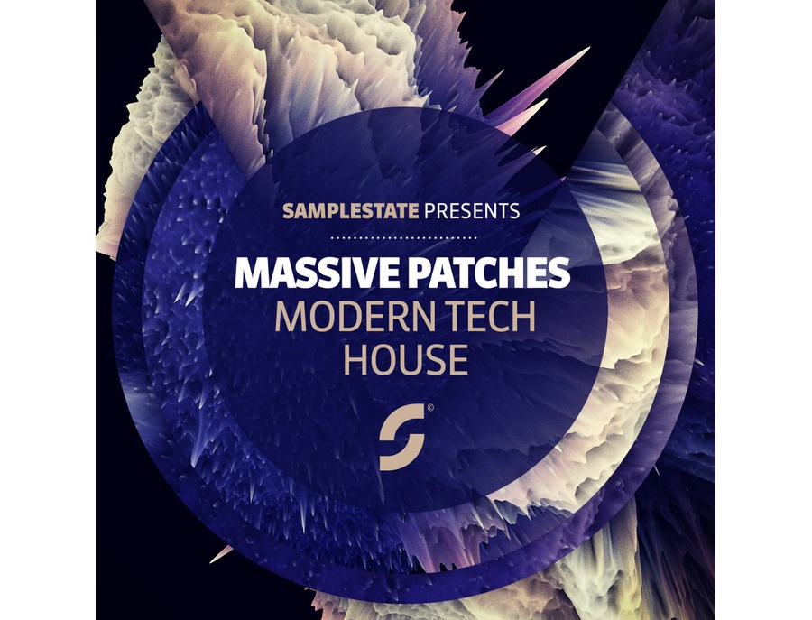 Samplestate Modern Tech House Massive Patches