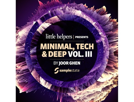Samplestate Little Helpers Presents - Minimal, Tech & Deep Vol. 3