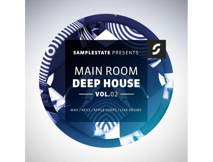 Samplestate Main Room Deep House Vol. 2