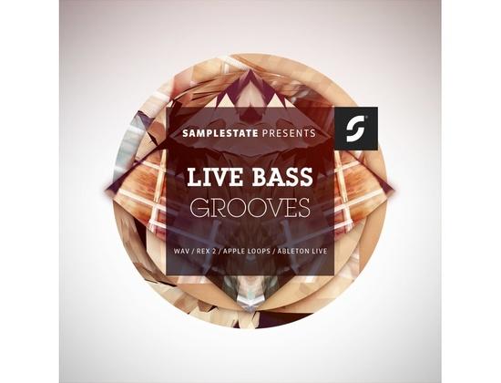 Samplestate Live Bass Grooves
