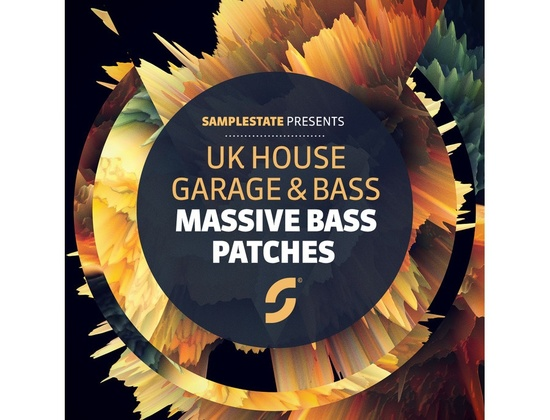 Samplestate UK House, Garage & Bass: Massive Bass Patches
