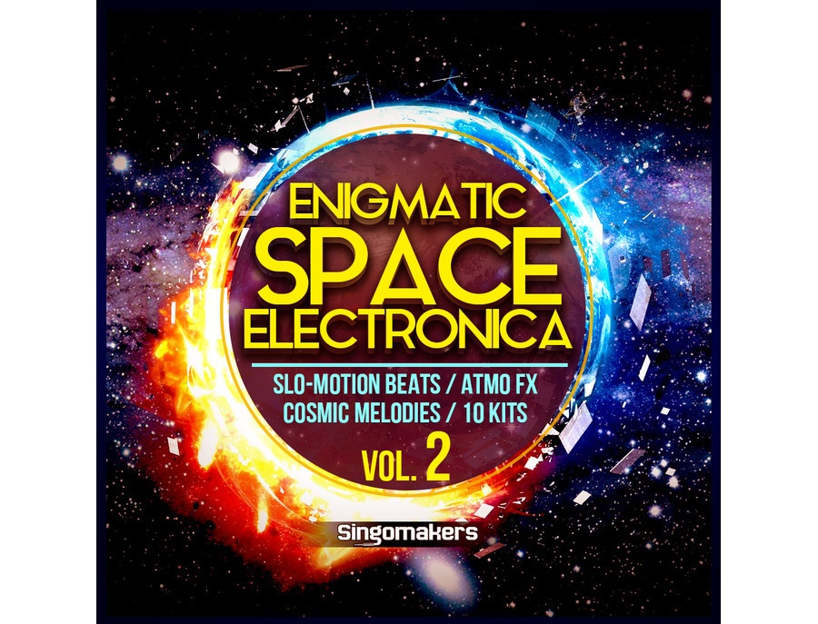 Singomakers Enigmatic Space Electronica Vol. 2