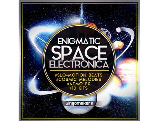 Singomakers Enigmatic Space Electronica