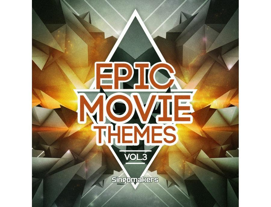 Singomakers Epic Movie Themes Vol. 3