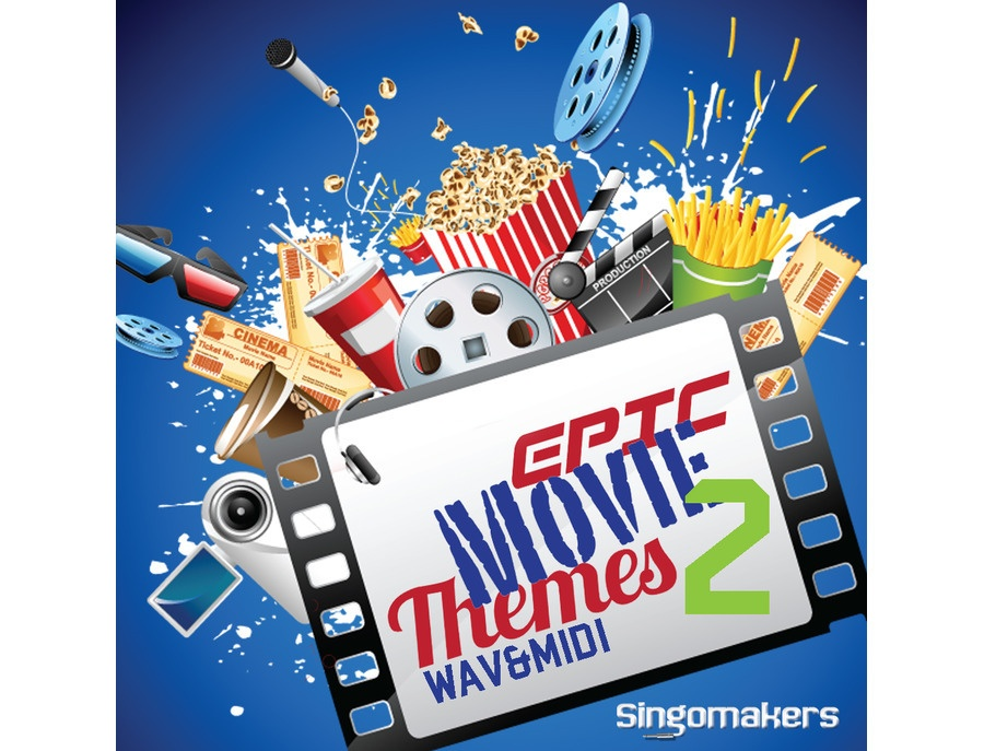 Singomakers Epic Movie Themes 2