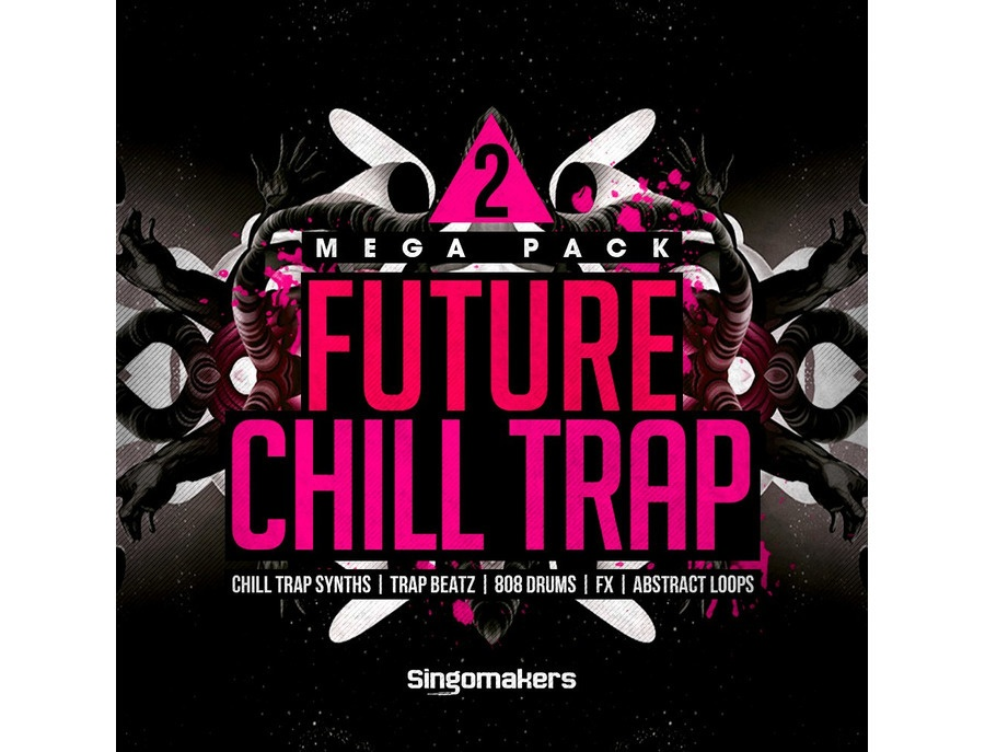 Singomakers Future Chill Trap Mega Pack 2