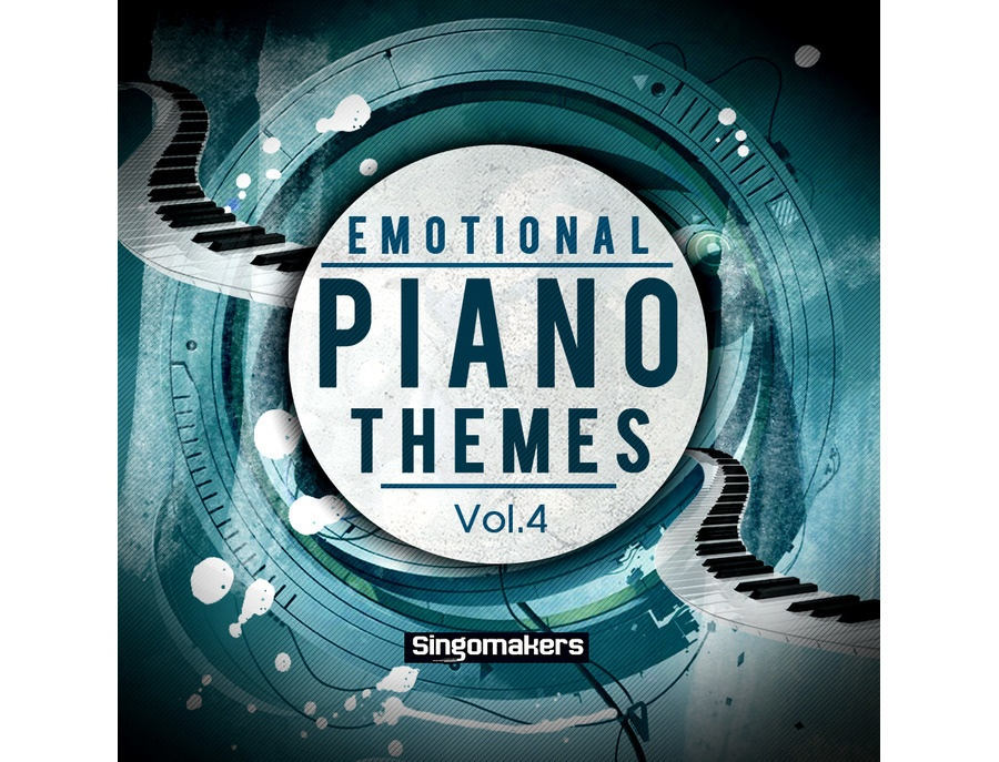 Singomakers Emotional Piano Themes Vol. 4