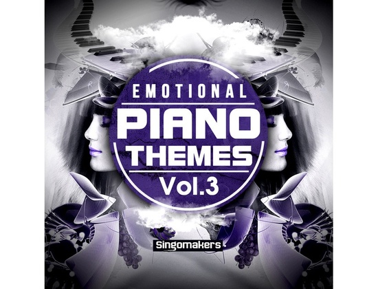 Singomakers Emotional Piano Themes Vol. 3