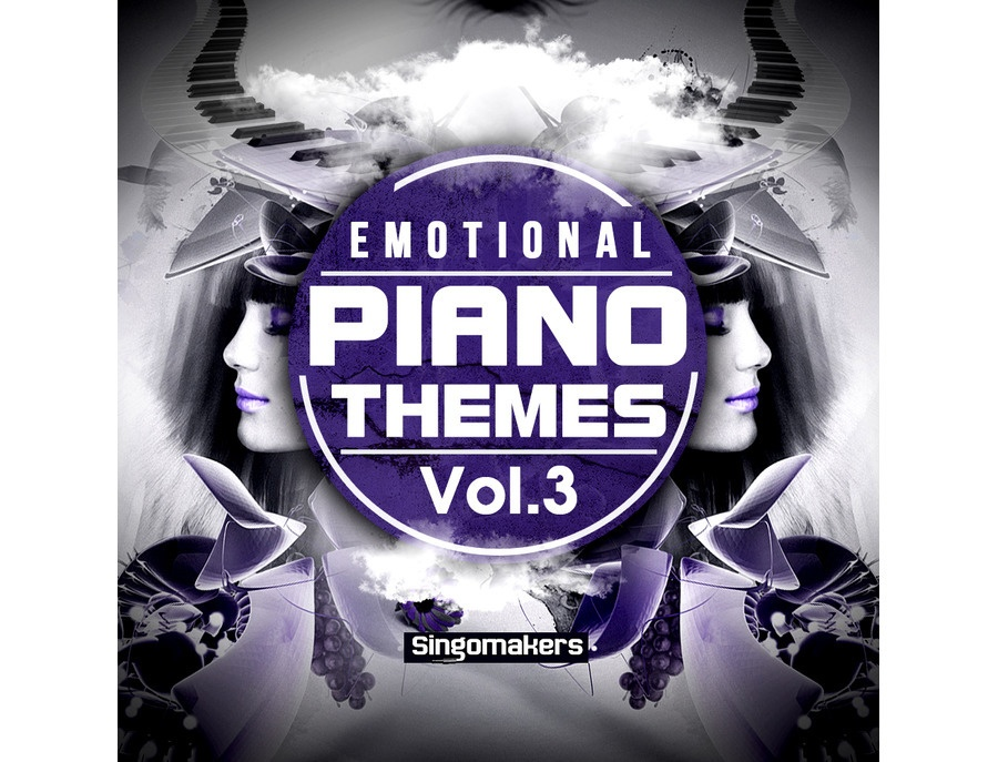 Singomakers Emotional Piano Themes Vol. 3