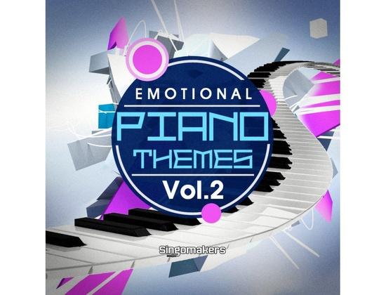 Singomakers Emotional Piano Themes Vol. 2
