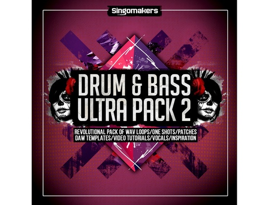 Singomakers Drum & Bass Ultra Pack 2
