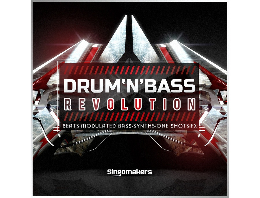 Singomakers Drum 'n' Bass Revolution