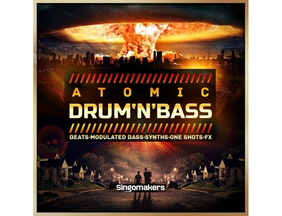 Singomakers Atomic Drum 'N' Bass