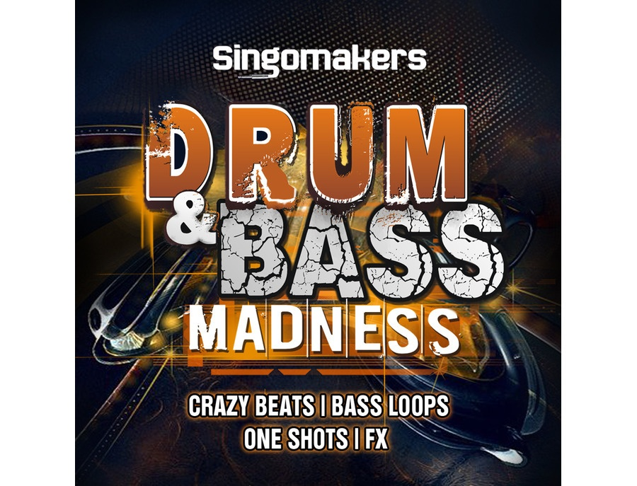 Singomakers Drum & Bass Madness