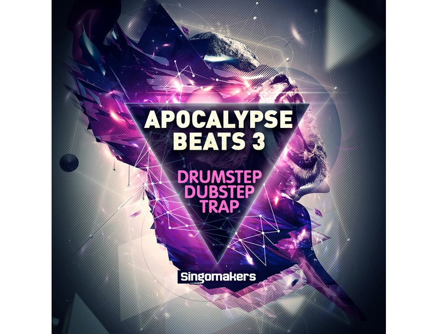 Singomakers Apocalypse Beats 3 - Trap Dubstep Drumstep