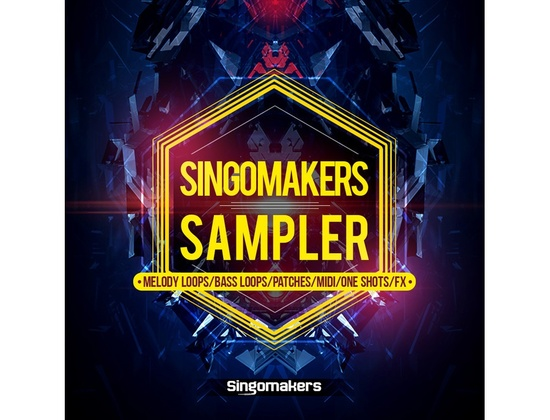 Singomakers Label Sampler 3