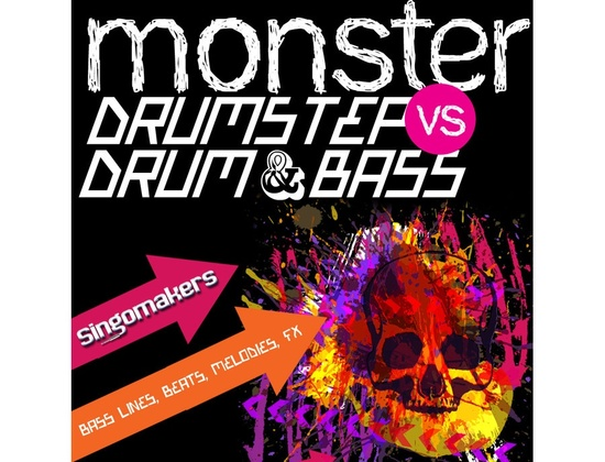 Singomakers Monster Drumstep VS Drum & Bass