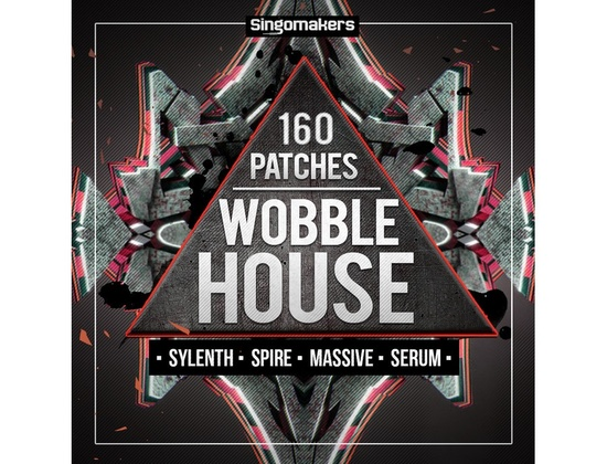 Singomakers 160 Wobble House Patches
