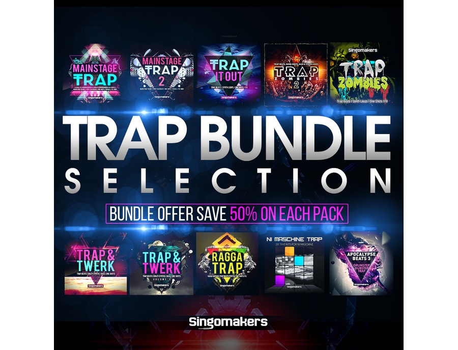 Singomakers Trap Bundle Selection