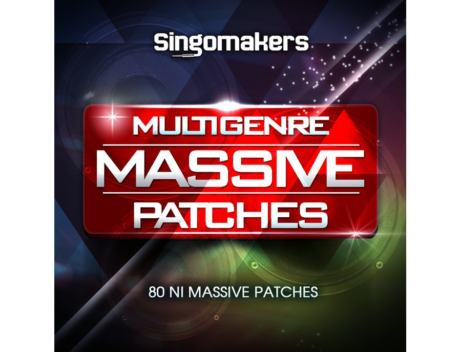 Singomakers Club Bangers Massive Patches