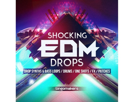 Singomakers Shocking EDM Drops
