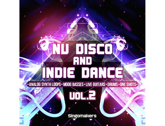 Singomakers Nu Disco And Indie Dance Vol. 2