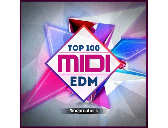 Singomakers Top 100 EDM MIDI