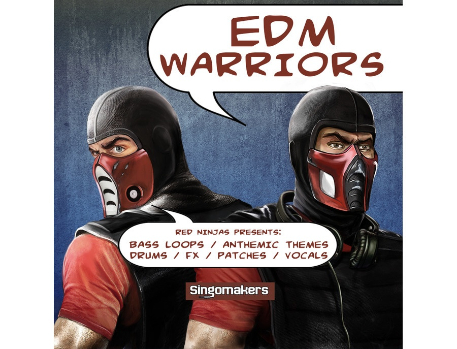 Singomakers EDM Warriors