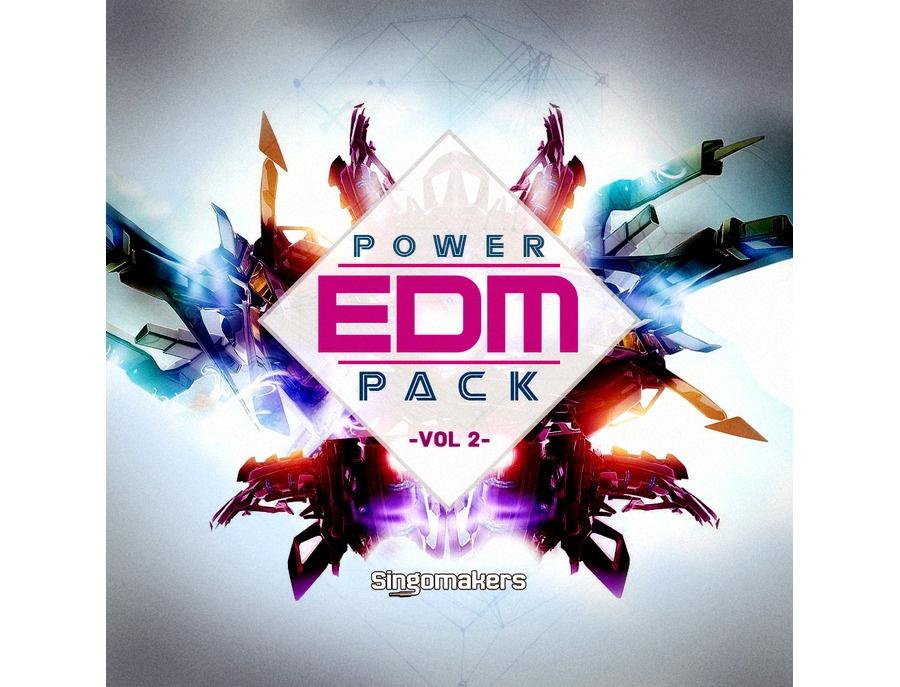 Singomakers EDM Power Pack Vol. 2