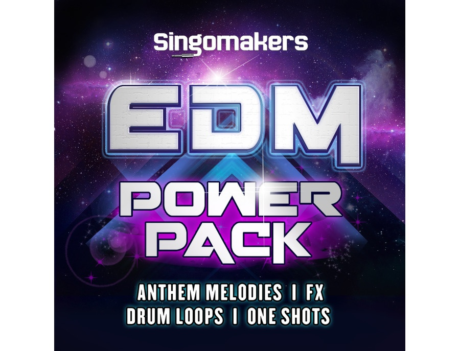 Singomakers EDM Power Pack