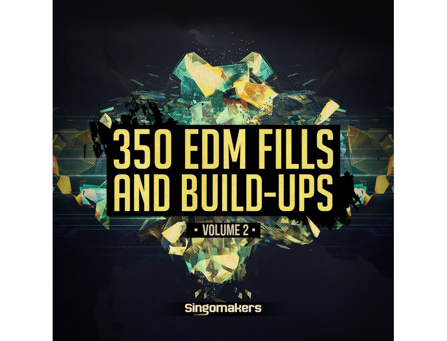 Singomakers EDM Fills and Build-Ups Vol 2