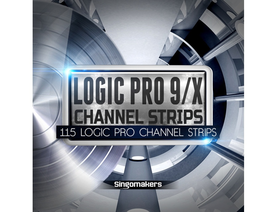 Singomakers Logic Pro 9/X Channel Strips